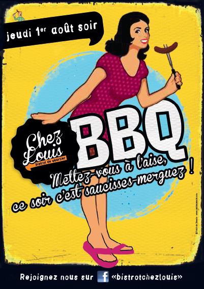 barbecue aout 2013 ©traitdejennie