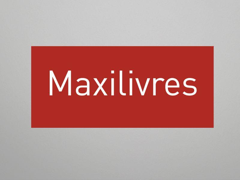 maxilivres logo