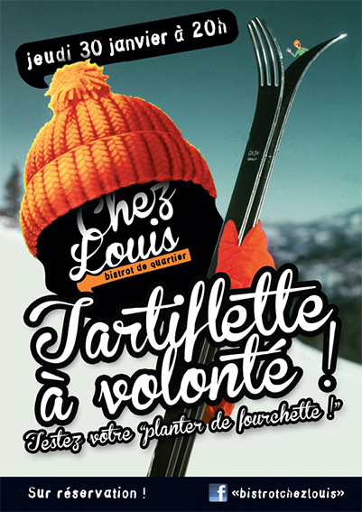 tartiflette janvier 2014 ©traitdejennie